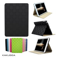 KAKU professional manufacture flip leather unbreakable protective case for ipad 2 3 4