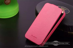 Wholesale Luxury leather mobile phone case for iphone 5c