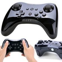 Wireless Classic Pro Controller Gamepad for Nintendo Wii U PRO Black + USB SV003045