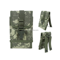 Army 1000D outdoor tactical bag phone case/military mobile phone bag