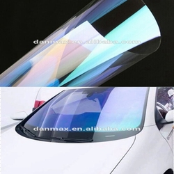 Car accessories for car body chemoleon transparent windshield stickers