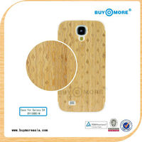 import cheap goods from china for samsung galaxy s4 bamboo case and wood plastic cover