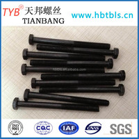 DIN931 Hex Bolt with Hex Nut High Sale(Direct Sale Chinese Factory)