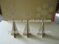 A Christmas ornaments - snow