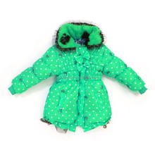 Kids Clothing Wholesale Korean Clothing Real Feather Down Jacket