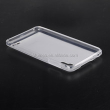 tpu cell phone case for Lenovo P780 (Transparent)