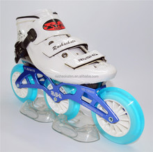 skate roller OEM LOGO High hardness wheel speed racing skating