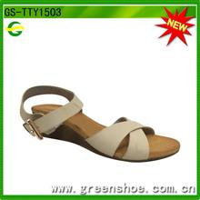 sandalias casual para mujer