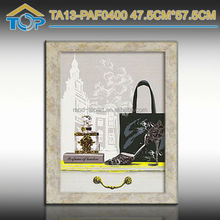 ta13-paf0400 Craft Canvas Painting Reproduction with Frame