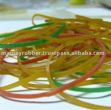 Low Price Colored Rubber Rings Thailand Rubber Bands