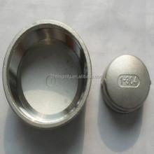 Stainless Steel Threaded End Hex Cap, ISO/JIS/DIN Standard, Cap Manufacturer
