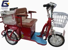 Golden Light Electric Passenger Tricycle(GEL04)