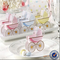 Stroller baby carriage candy storage box packing box wedding supplies