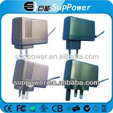 12 volts power supply 12v 2amp power adapter 24w dc adapter