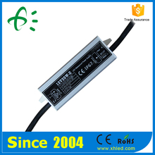 Constant Current 2 Years Warranty 80% Efficiency 12V 20W LED Strip Power Supplys