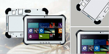 """Cheap 10"""" 10 inch Rugged Windows Tablet PC, 10 inch windows Rugged tablets With GPS 3G NFC RFID Barcode scanner docking station"""