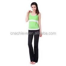 Supply Spandex Jersey/Women's Yoga Wear/Sports Fitness Apparel