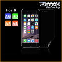 For iPhone 5/5s 4H 3 Layers Anti-bubble Anti-UV Japanese PET Material Screen Protector/ Screen Saver VMAX Factory
