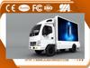 led advertising media vehicle,Hot Sale P10 mobile truck LED panel