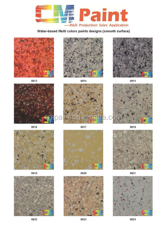 House Faux Granite Finish Exterior Stone Texture Wall Paint Buy