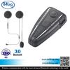 500M FM Radio BT interphone bluetooth motorcycle Motorbike helmet intercom Headset