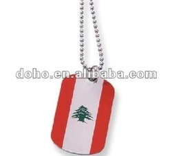 Top Quality dog tags for men--DH 5198