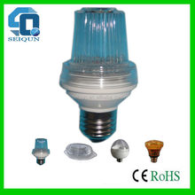 220V highlight 5w xenon flash light/flash lamp/flash bulb