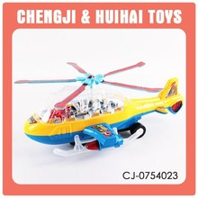 plastic battery power electric toy plane