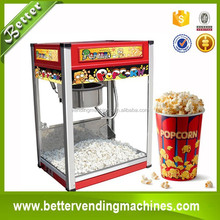 Convenient popcorn machine with different flavor