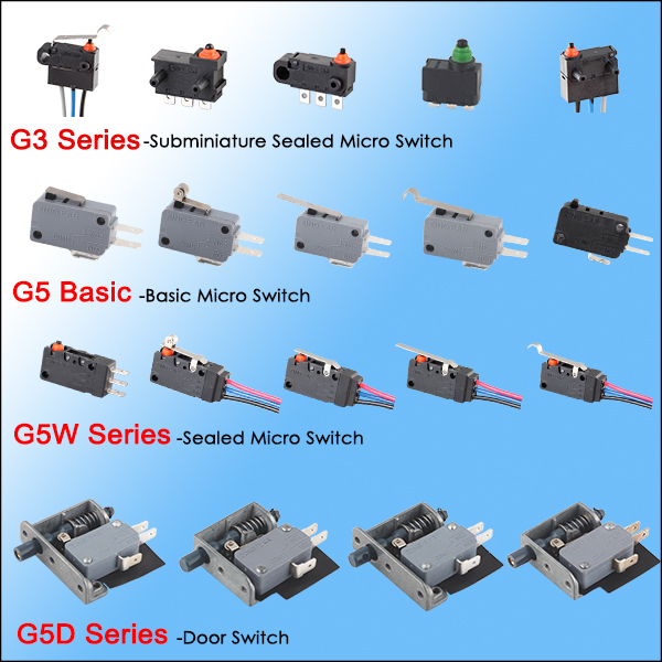 Micro switch series
