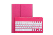 Wholesale ultra slim 2 in 1 for iPad air keyboard case stand leather cover