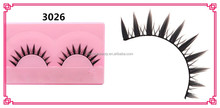 2015false eyelashes wholesale/wholesale red cherry false eyelashes/High Quality Mink Eyelashes False Eyelashes Red Cherry In Ali