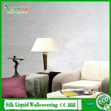 natural fiber decor wall coat green wall covering paint