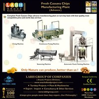 Cassava Chips Processing Making Production Plant Manufacturing Line Machines for Sudan e880
