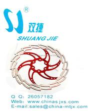 2015 Brand bicycle 160mm bicycle brake disc for avid , shimano bicycle brake rotor good quality long span-life