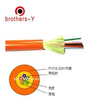 Optical fiber cable for field operation