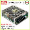 Meanwell HRP-75-7.5 pfc switching power supply 75w