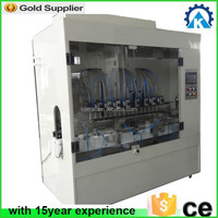 high speed toilet cleaner filling machine
