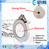 Charming Magnetic Energy Pendant Quantum Scalar Charms Stainless Steel Pendant