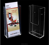 Custom manufacturers selling square acrylic brochure display rack