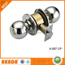 Hot Sell One Side Knob One Side Key Lock Cylinder Knob Cylinder One Side Key One Side Knob Lock Cylinder