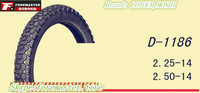 LOTOUR brand 2.25-14 vee rubber motorcycle tyres