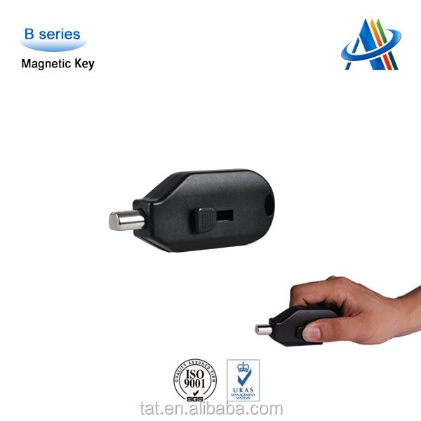 Magetic key for security hook Sereis B