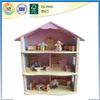 Hot New Products For 2015 Wooden Doll House,High Quanlity Wooden Doll House,Kids Wooden Play House