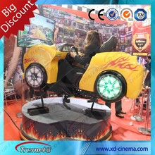 2015 oversea hot sale removable games online play car racing with servo motor factory