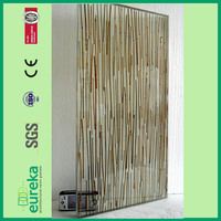 china best quality top sale lobby bedroom bamboo artificial resin panel partition