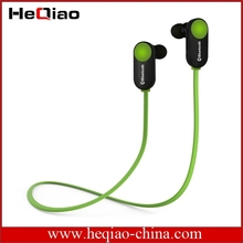 New design 2015 hot products Sport Stereo bluetooth earphone for wireless music with mic phone call functionality