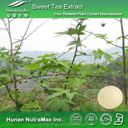 Sweet Tea Extract, Sweet Tea Leaf Extract, Sweet Tea Extract Rubusosides 80% HPLC