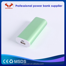 Best portable hot-sale power bank 2400 mAh mobile power direct from factory