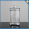 China factory Large Glass Apothecary Jars